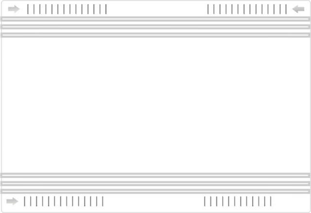 Obal na knihu UNIVERZÁL PVC/ 25ks číry