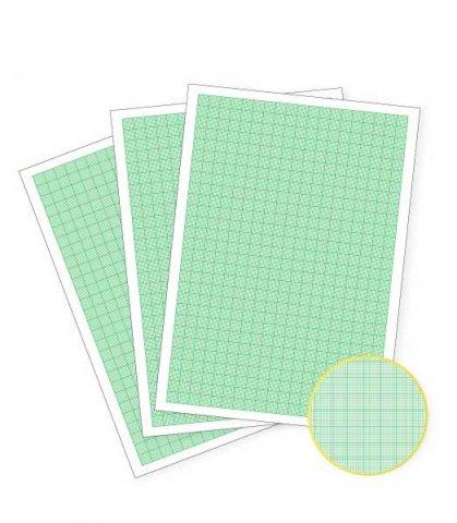 Papier milimetrový A4/100 ks