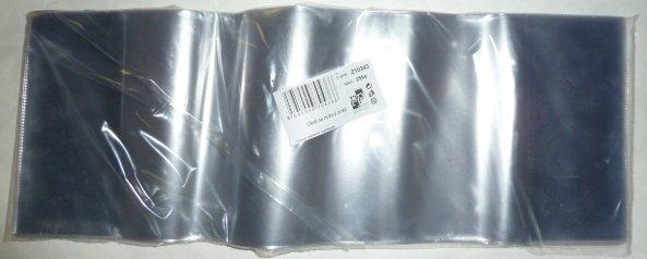Obal na zošit notový A5/ 25ks, 430x155 mm PVC
