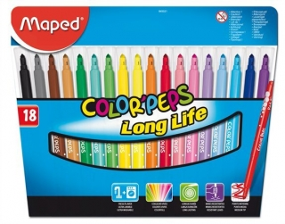 "Fixky MAPED ""Color Peps Long Life""/18ks"