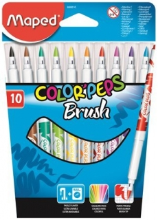 "Fixky MAPED ""Color Peps Brush""/10ks"