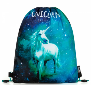Vrecko na prezúvky KARTON P+P Unicorn Magic